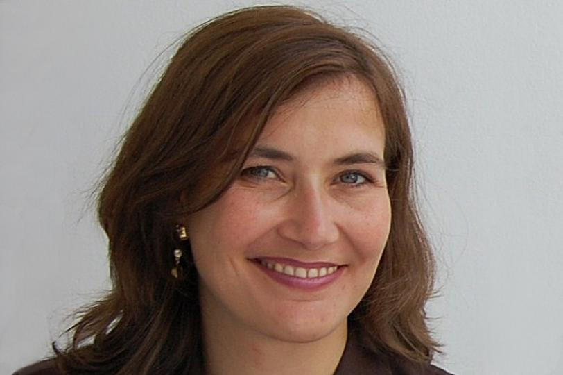 Carolin Gebel